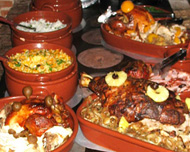 Restaurante da Pousada Jacaúna